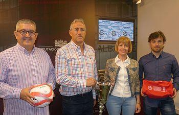 La Roda acoge el próximo sábado el XXII Torneo Diputación de Fútbol 8 en la categoría de Alevines y Benjamines
