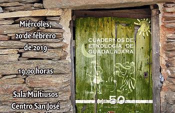 Número 50 de 'Cuadernos de Etnología de Guadalajara'