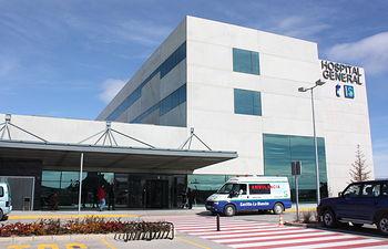 La consulta de Cuidados Paliativos del Área Integrada de Almansa ha atendido más de 60 pacientes. Foto: JCCM.