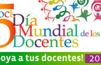 Día Mundial de los Docentes 2012