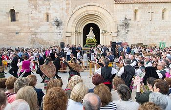 Ntra. Señora de los Llanos, Patrona de Albacete.