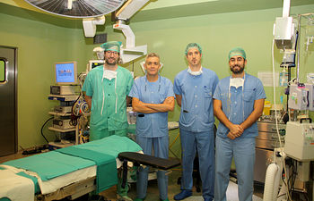 El Hospital General Mancha Centro incorpora una compleja técnica quirúrgica que resulta muy eficaz para combatir la obesidad