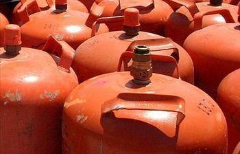 Botellas de butano (Archivo). Foto: EFE.