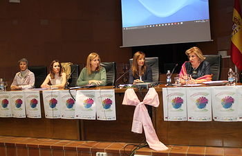 El Gobierno regional destaca la ejemplaridad de la nueva Ley por una Sociedad Libre de Violencia de Género en la clausura de las Jornadas de Emprendimiento y Liderazgo de la Mujer en Sociedad Inclusivas