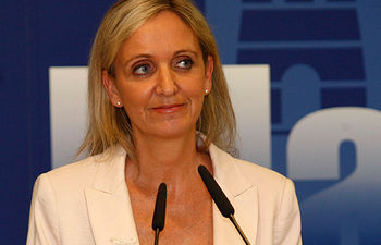 Carmen Casero hace balance primer año Gobierno. Foto: JCCM.