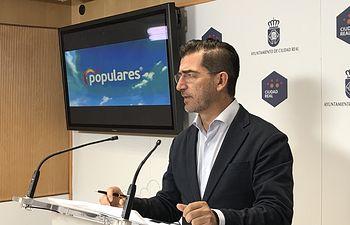 Miguel Ángel Poveda.