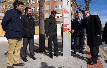 El ayuntamiento albaceteño destina cerca de 100.000 euros a la mejora de la accesibilidad de la red de transporte público urbano de Albacete.