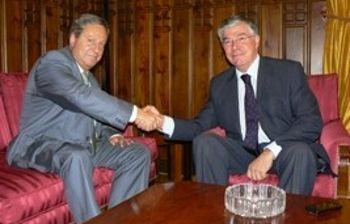 Despedida en la Diputación de Toledo