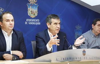 presentación proyecto de mejora de la iluminación de las instalaciones deportivas municipales