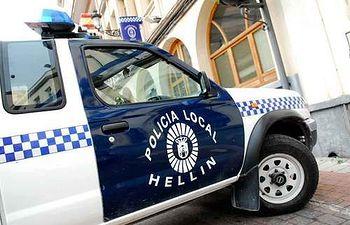 Policía Local de Hellín.