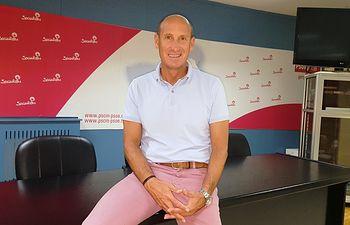Luis Carlos Sahuquillo, secretario general PSOE Cuenca.