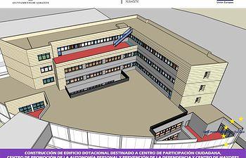 Centro de Autonomía Personal y de Participación Ciudadana. Foto: Juan Carlos