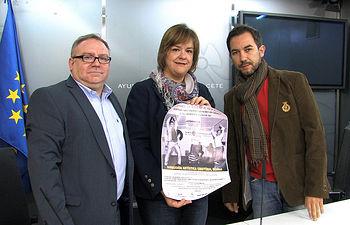 AIDISCAM celebra este viernes 28 de noviembre su gala benéfica en el Teatro de la Paz de Albacete