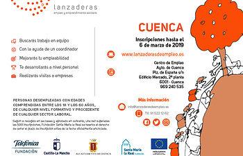 Lanzadera Empleo Cuenca 2019.