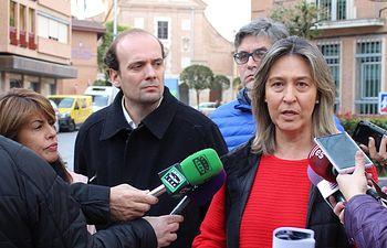 Ana Guarinos, presidenta del Partido Popular en Guadalajara y diputada regional.