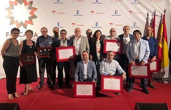 Artesanos Premiados de Albacete en FARCAMA.