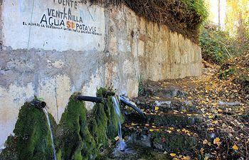 Fuente de la Ventanilla- Yebes.