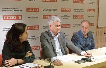 Raquel Payo, Jose Luis Gil, Juanjo González