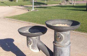 Fuente en Cuenca.