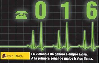 016 Contra el maltrato. Foto: Ministerio.