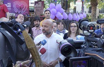 Molina proclama en Ciudad Real que Unidas Podemos es la única alternativa para reivindicar políticas progresistas