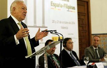 García-Margallo. Foto: EFE.