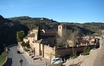 Iglesia de San Lucas de Toledo.