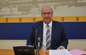 Arturo Castillo, concejal de Promoción Económica y Empleo en el Ayuntamiento de Talavera.