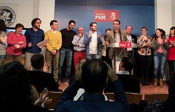 Agrupación Local del PSOE de Albacete aprobó la candidatura que acompañará a Modesto Belinchón en las Elecciones Municipales
