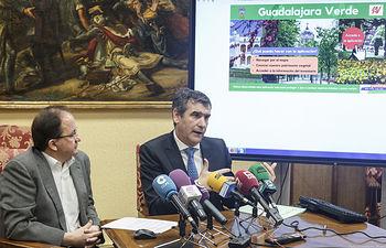 Presentación de la herramienta Arbomap, inventario de árboles y zonas verdes de Guadalajara, guadalajara verde; UTE agricultores de la vega de Valencia
