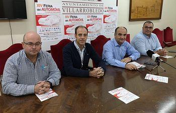Presentación XIV Feria del AutomóvilPresentación XIV Feria del Automóvil.