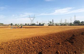 Eiffage Energía ha iniciado la construcción del primer parque eólico en Senegal.