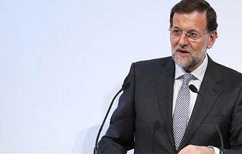 Rajoy. Foto de archivo