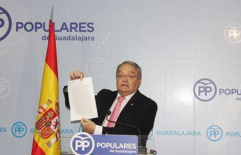 Juan Antonio de las Heras.