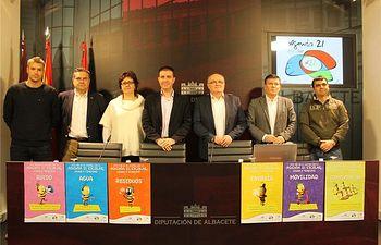 El CEIP Mariano Munera de La Gineta y el CRA de Higueruela y Hoya Gonzalo, premios de la Agenda 21 Escolar
