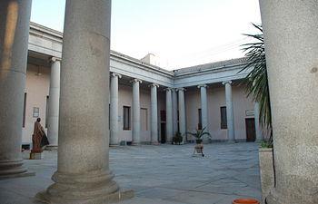 El Palacio de Lorenzana, sede del Vicerrectorado del Campus de Toledo, acogerá las conferencias.