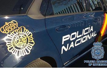 Coche Policía Nacional.