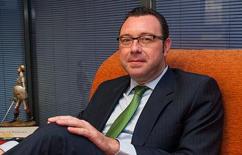 Juan Antonio Chapresto, director de Negocio de Globalcaja.