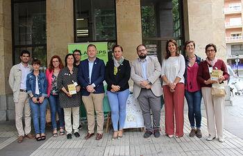 Vicente Casañ se suma a los actos organizados con motivo del Día Mundial de la Salud Mental