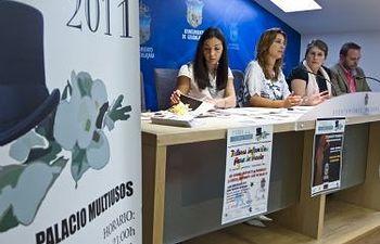 Encarcnación Jiménez presenta la segunda Feria de las Celebraciones y las actividades