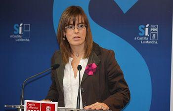 Esther Padilla.
