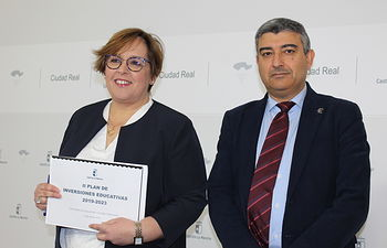 Plan de Infraestructuras educativas Ciudad Real