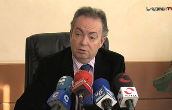 Francisco José Quiles, candidato a Rector de la UCLM.