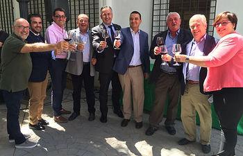 Globalcaja, en el Día del Viticultor en Tomelloso