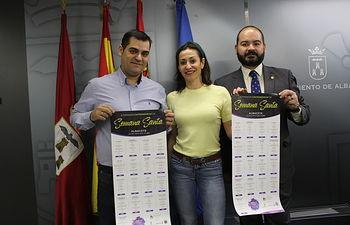 Presentación II Jornadas Gastronómicas de Semana Santa en Albacete