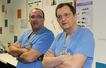 El Hospital de Toledo organiza el II Simposium Internacional de Cirugía Vascular. Foto: JCCM.
