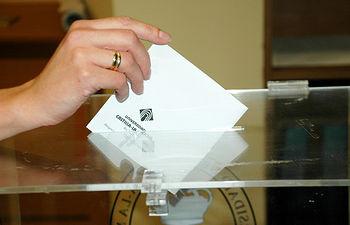 Las urnas estarán abiertas de 10.00 a 19.00 horas.