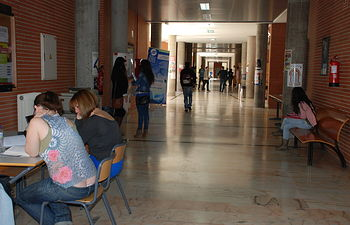 La Facultad de Ciencias Sociales de Talavera imparte el grado en Trabajo Social.