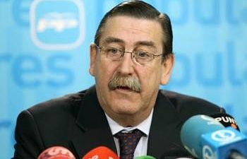 Gonzalo Lago, alcalde de Talavera. Foto de archivo.