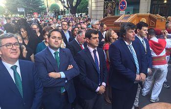 El Cristo del Sahúco visita Albacete